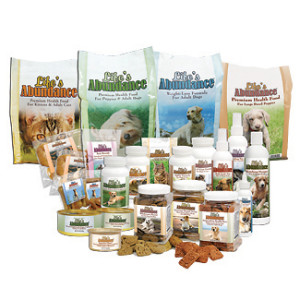 Pet Products - Life's Abundance Dog Food